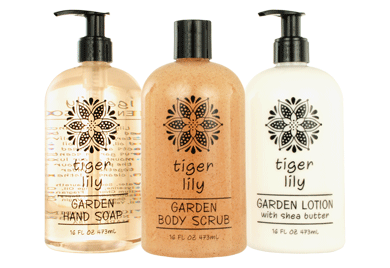 Greenwich bay trading co garden collection bottled spa - Tiger lily hair salon ...